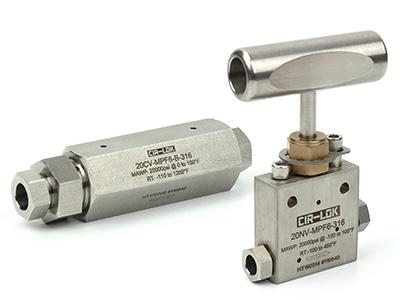 Medium Pressure Valves,Fittings and Tubing
