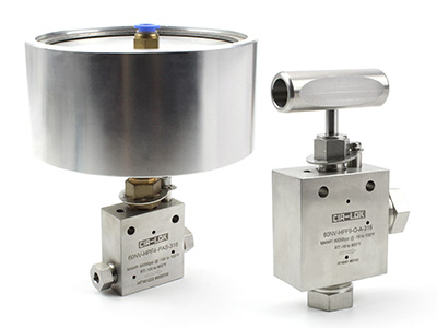 Ultra High Pressure Valves,Fittings and Tubing